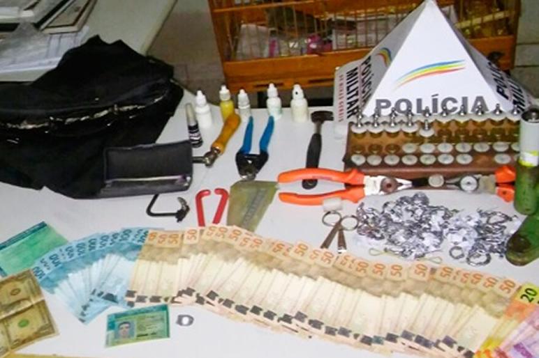 Homem mais procurado pelo Ibama em MG é preso em Prudente de Morais