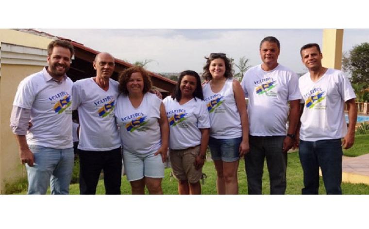 3° Encontro Regional de Voleibol em Matozinhos