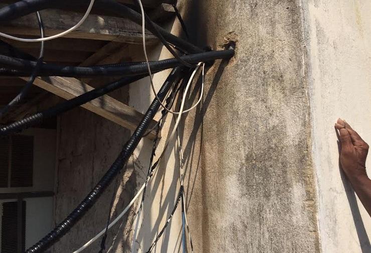 Ataque a transmissor deixa ETV Centro Minas fora do ar