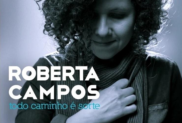 Roberta Campos é indicada ao Grammy Latino 2016