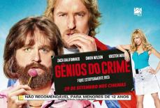 Gênios do Crime é a estreia da semana no Cineplex