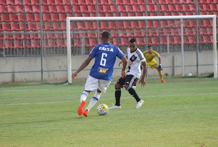 Cruzeiro vence Ponte Preta na Arena do Jacaré pela Copa do Brasil Sub-20