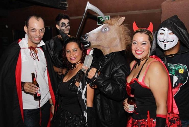 Halloween é tema de festas neste sábado (CONCORRA A CORTESIAS)