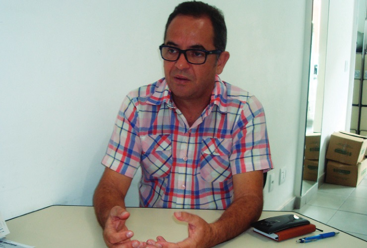 Entrevista: Dalton Andrade - A Câmara merece nota 4, o nível foi muito baixo