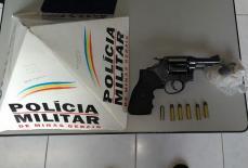 Operação Inquietação apreende arma e efetua prisão no Cidade Nova