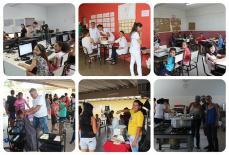 Escola Estadual Prof.ª Elza Moreira Lopes recebeu 11.ª edição do Promove Solidário
