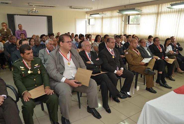 Município comemora 149 anos com entrega da Grande Medalha de Mérito Cidade de Sete Lagoas