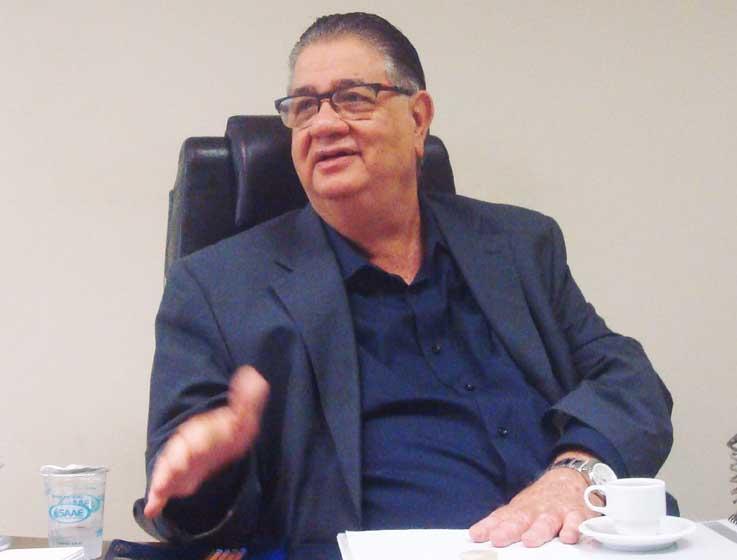 Marcio Reinaldo vai descarregar todas as  mágoas e frustrações na fazenda em Brasília