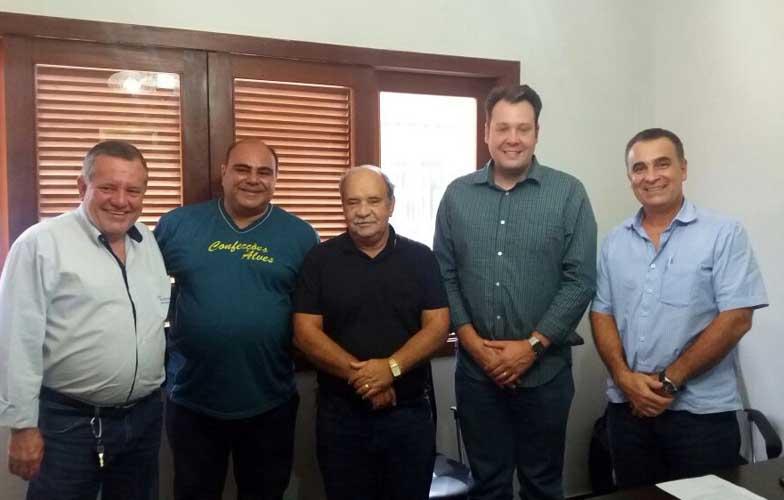 Leone Maciel escolhe Bruno Violante para a Secretaria de Desenvolvimento e Turismo