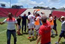 Título da Segundona aconteceu sem torcida na Arena Jacaré