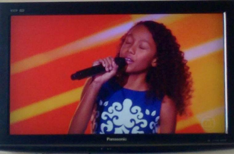 Mais uma criança sete-lagoana no The Voice Kids Brasil