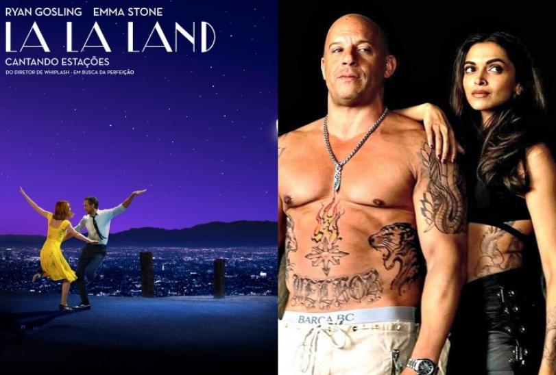 La La Land e Triplo X são as estreias da semana no Cineplex