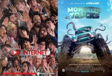Internet O Filme e Monster Trucks são as estreias da semana no Cineplex