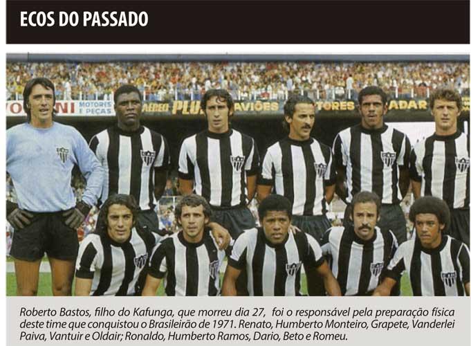 Chico Maia: morre Roberto Bastos, filho do Kafunga I