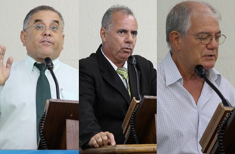 De todos os vereadores citados na matéria, apenas Milton Martins (PSC), Gilson Liboreiro (PSL) e Ronaldo João (PDT) justificaram seus gastos. Foto: Ascom Câmara
