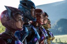 Power Rangers e Fragmentado são as estreias da semana no Cineplex
