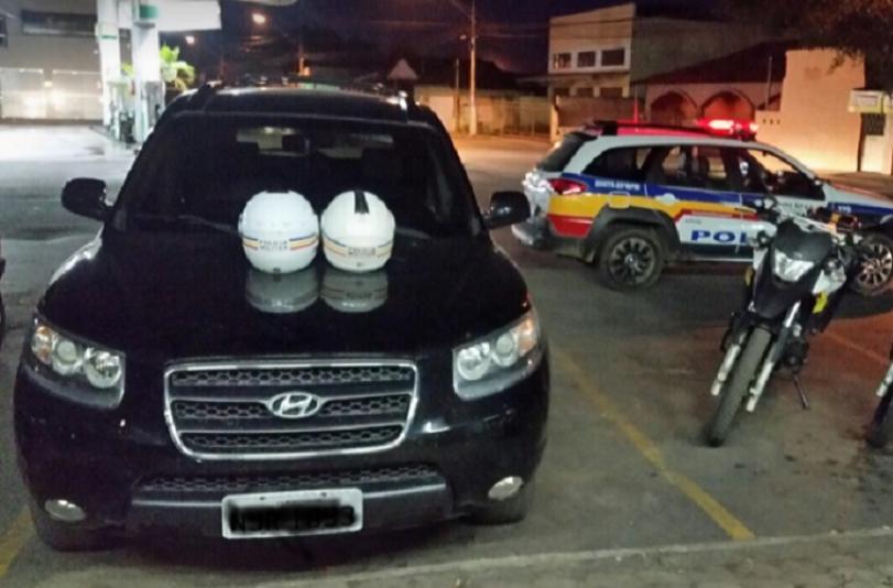 Carro clonado é apreendido e condutora é presa no Boa Vista
