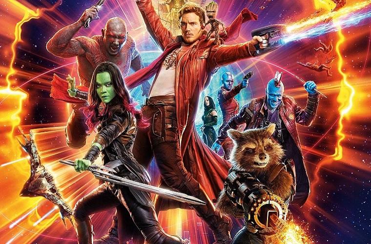 Guardiões da Galáxia vol.2 é a estreia da semana no Cineplex
