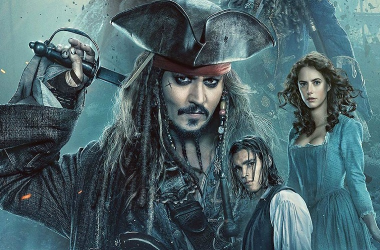 Piratas do Caribe é a estreia da semana no Cineplex