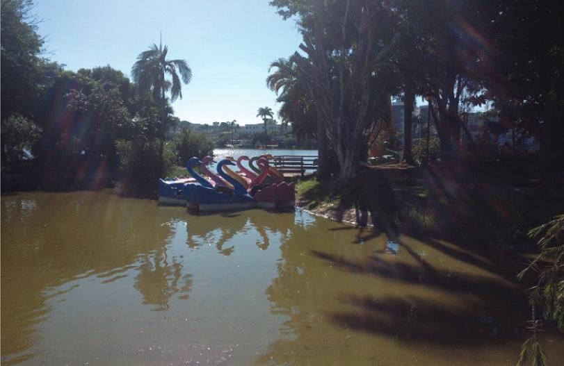 Menos um atrativo turístico em Sete Lagoas