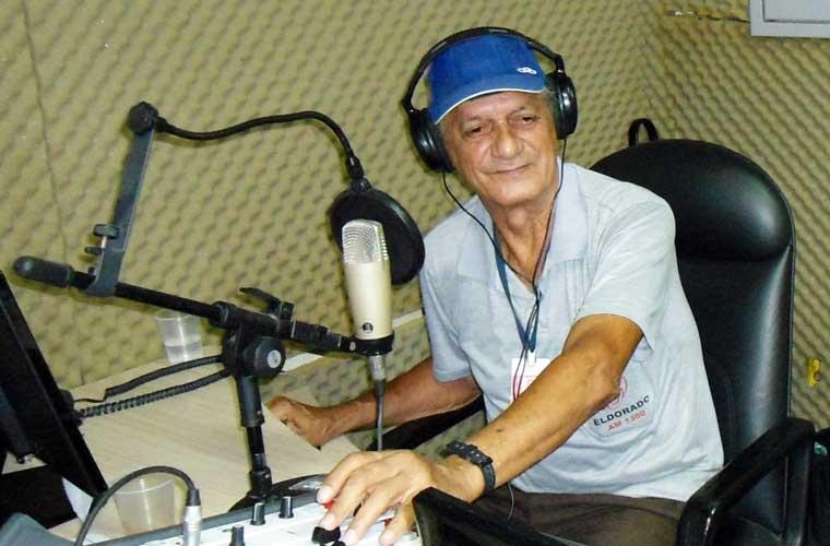 Sete Lagoas perde o radialista Ronaldo Gonçalves