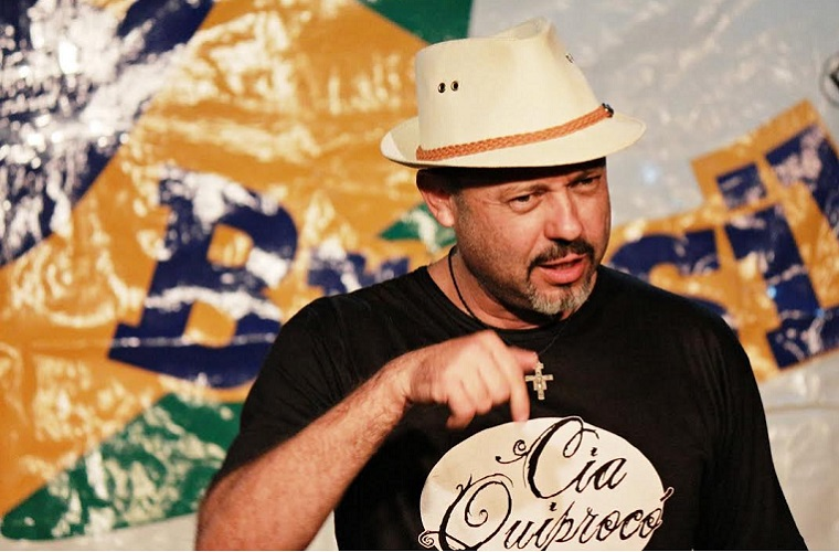 Próxima segunda-feira tem Arte Brasil na Casa Cultura
