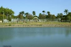 Com espaço revitalizado, Parque Náutico da Boa Vista terá aulas de futevôlei