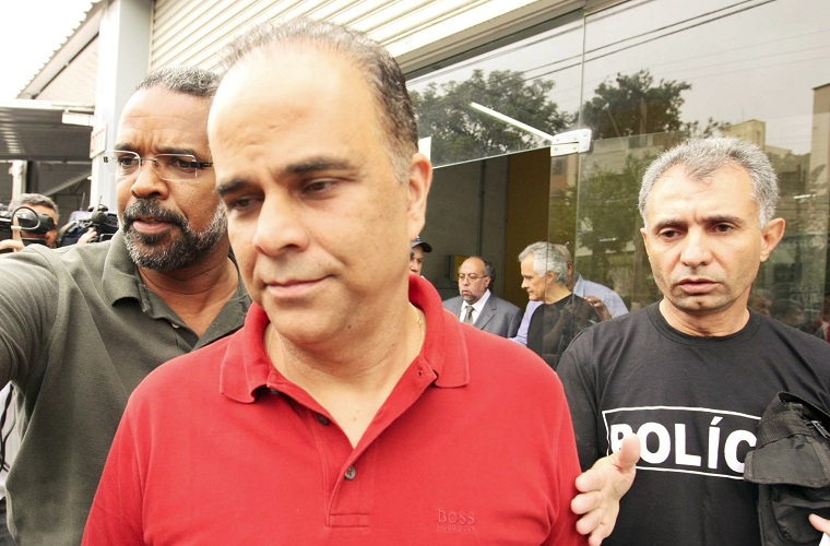 Marcos Valério divide cela com outros cinco internos na APAC