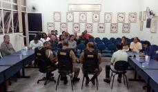 Assaltos em ônibus intermunicipais são motivo de reunião em Cachoeira da Prata