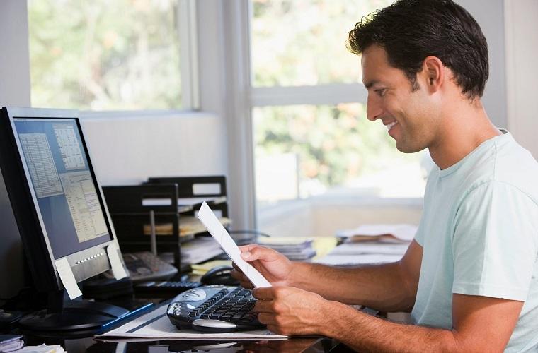 Novas regras para o trabalho executado em casa