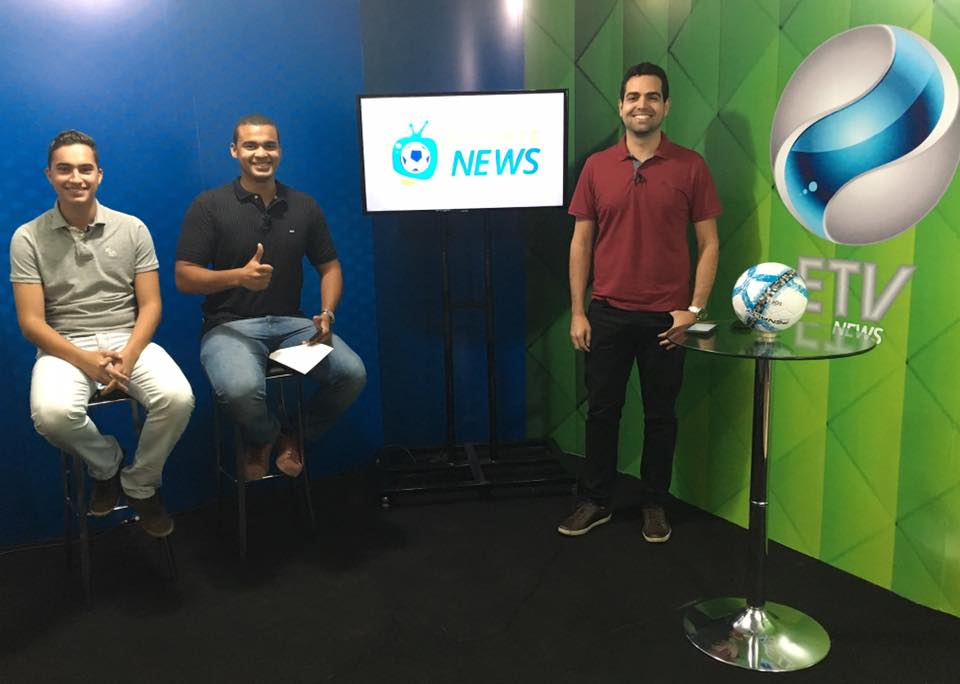 ETV News desmente interrupção de sinal