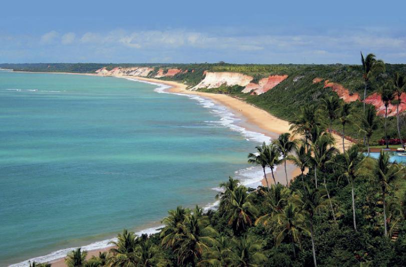 Pousada Tropical é uma das melhores opções para quem vai a Arraial d´Ajuda