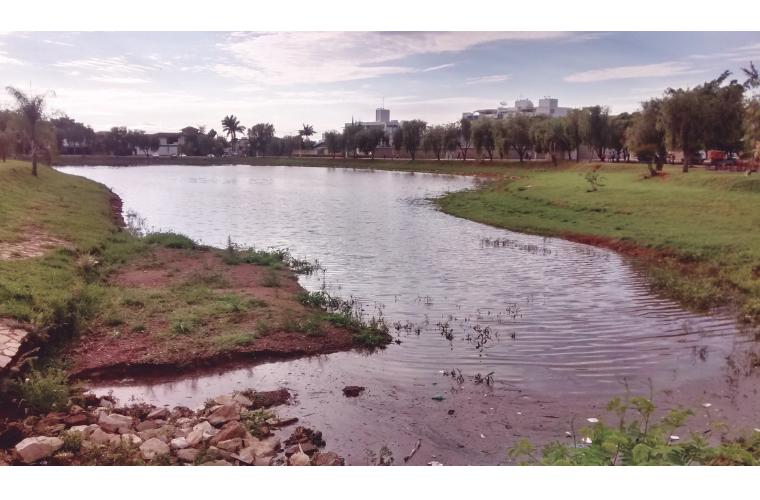 A Cercadinho já esteve pior e chuvas amenizaram sua seca