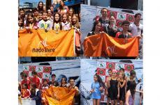 Delegação sete-lagoana terá 21 atletas na final da IX Copa MG de Natação