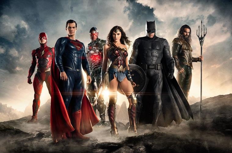 Liga da Justiça é a estreia da semana no Cineplex