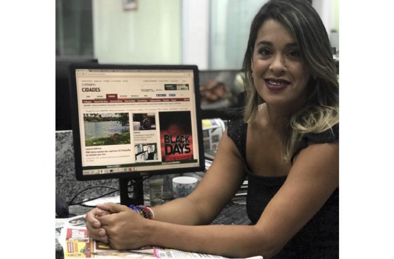 """Nossa gente pelo mundo: """"O jornalismo é a voz do cidadão e isso me norteia"""""""