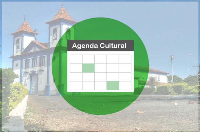 Agenda cultural da cidade