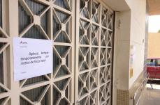 Agência Central dos Correios é assaltada e fica sem luz