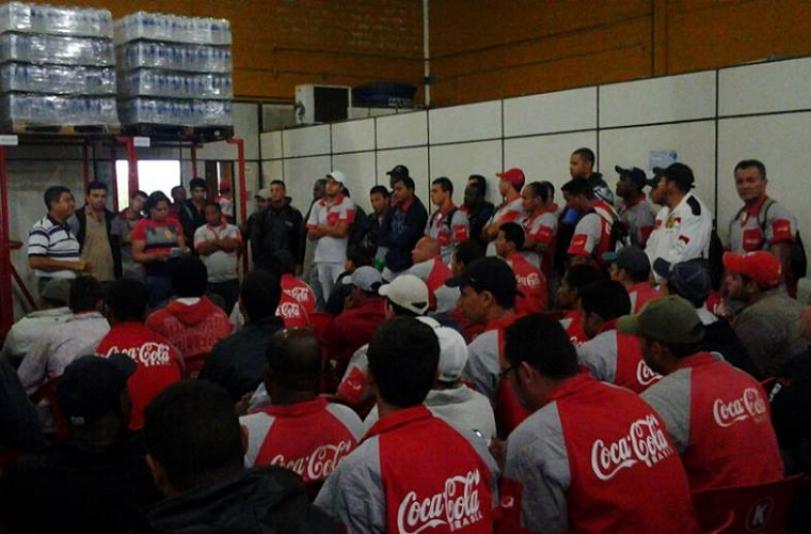 Coca-Cola FEMSA Brasil abre 45 vagas de emprego em Minas Gerais