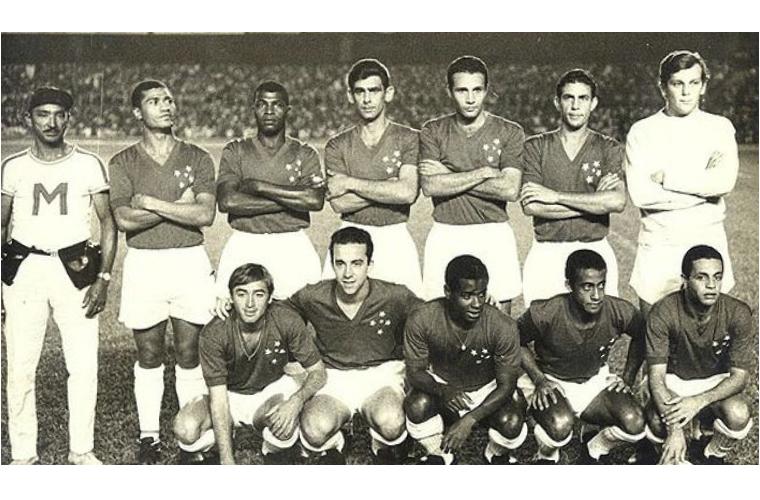 Chico Maia: Cruzeiro, 97 anos