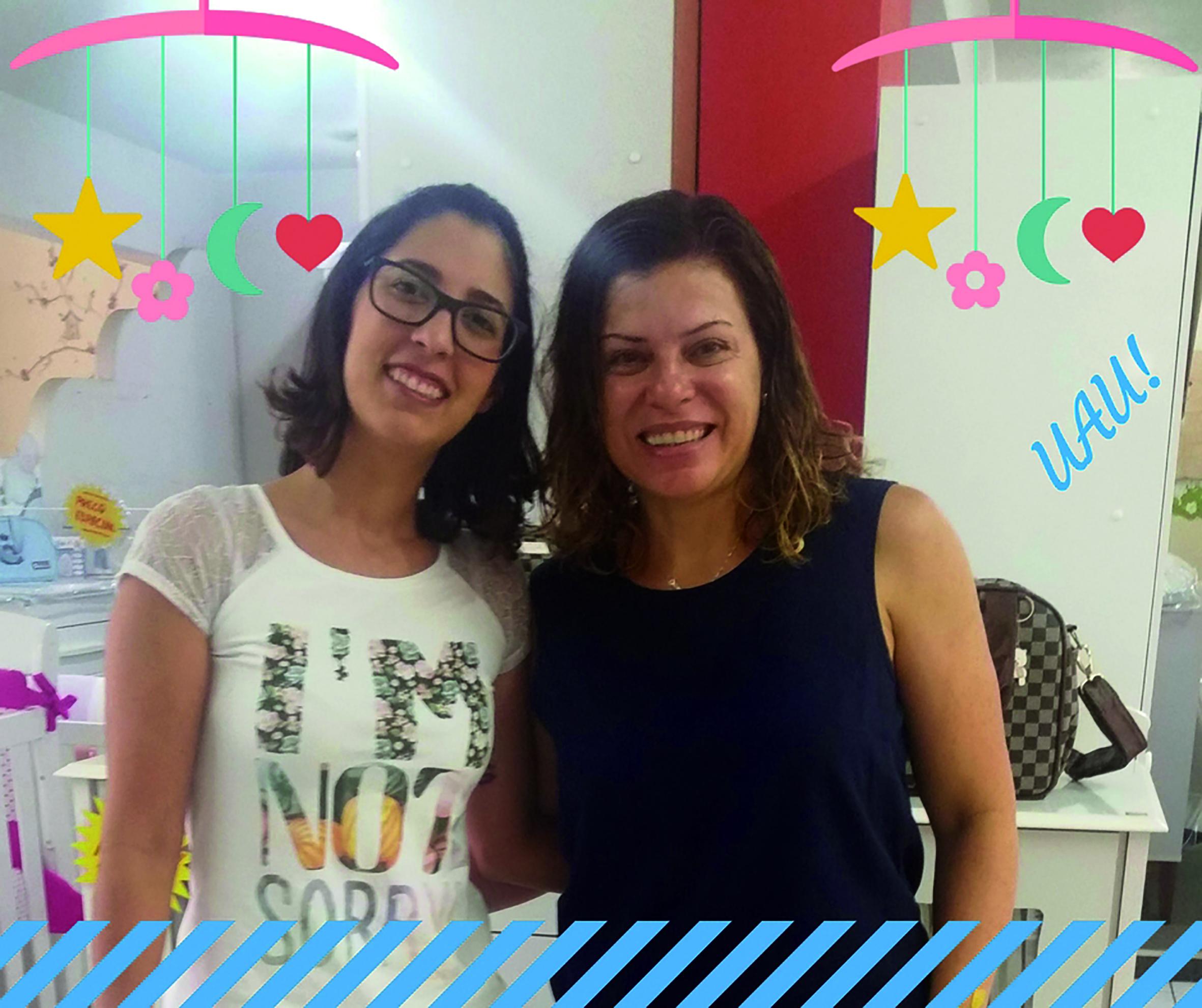 No mesmo dia, Simone Araújo (Wizard Idiomas), também registrou uma visita a uma das mais novas empresárias integrantes do BNI União, Ana Flávia Farinha (Baby Móveis). As reuniões semanais de toda quinta-feira, de 6h30 às 9h, no Lago Palace, também já come