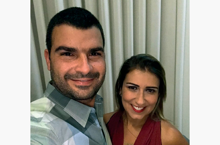 O casal Frederico Menezes e Ana Luísa Menezes comemorou o sucesso da Construtora FAL, que em 2018 completa 10 anos de bons serviços em Sete Lagoas.