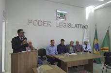Reunião da AMAV em Fortuna de Minas discute investimentos em obras e ações do Procon