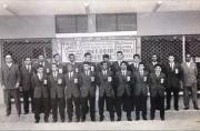 1958 - A odisséia belavistana na Europa