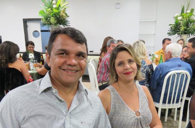 Caroline Bretas, esposa do diretor  Luciano Mansur