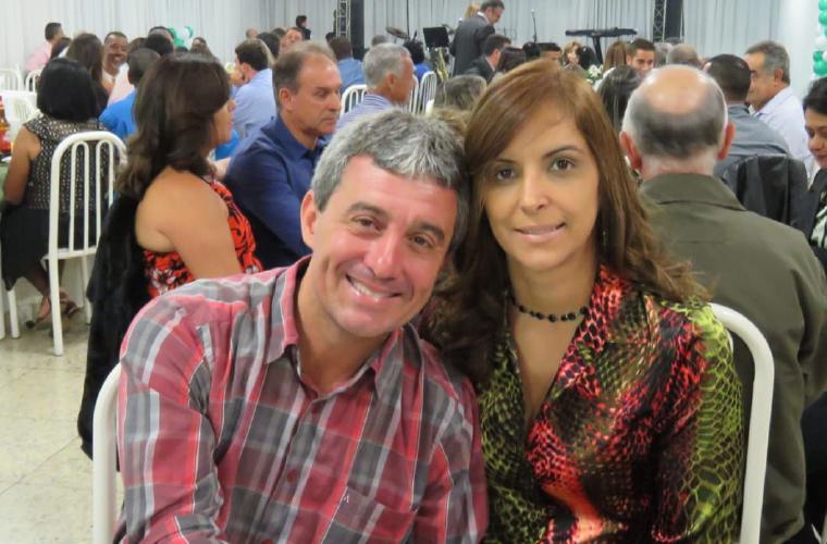 Fernando Avelar e Cidinha Blazute