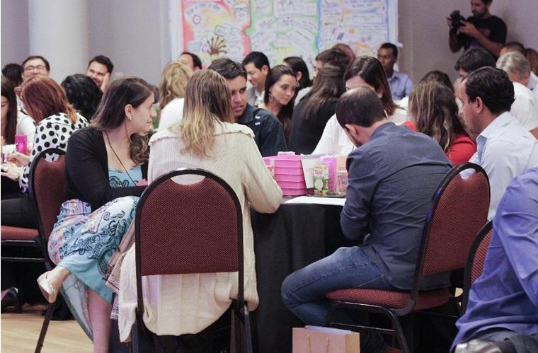 Conexas une 100 empreendedores inquietos em dia de inspiração, transpiração e networking