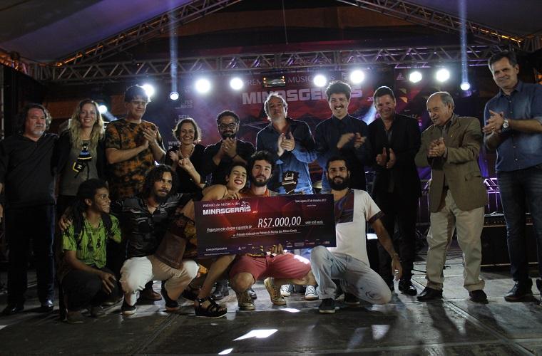 Inscrições para Prêmio de Música das Minas Gerais 2018 terminam nesta sexta