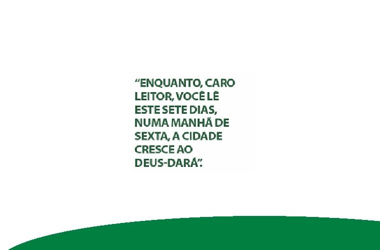 Flávio de Castro: Ao deus-dará