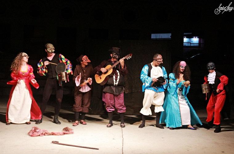 Teatro Preqaria recebe comédia de Shakespeare no próximo domingo
